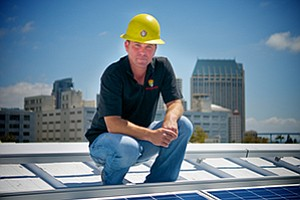 Daniel Sullivan says solar companies have increased staffing in anticipation of a rush of customers  prior to the end of the state's incentive program.