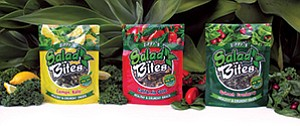 Zippy's Salad Bites, a fruit and vegetable snack developed by a La Jolla entrepreneur, debuted earlier this month at the 2015 Natural Products Expo.