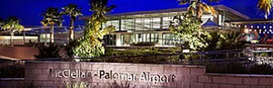 County officials are considering a 20-year master plan for improvements to McClellan-Palomar Airport in Carlsbad, which has recently seen the exit and arrival of various air carrier service providers.