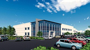 SR Commercial plans to develop a new spec industrial project on land it recently purchased in Carlsbad for $6.16 million.