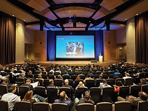 More than 200 people with military backgrounds attended an all-day seminar at Qualcomm headquarters on the eve of Veteran's Day weekend. The Veterans Muster offered many tips on making the transition from the U.S. military to the civilian work world.