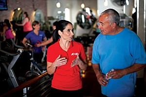 The American Council on Exercise, founded in San Diego, is the largest certifier of fitness professionals, health coaches and allied health professionals.