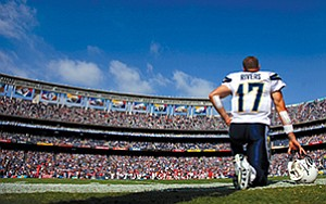 While scant research on the topic exists, it appears there will be little or no impact on the local economy whether Philip Rivers and the Chargers stay in San Diego or leave for LA.