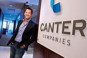 Andrew Canter, CEO of Canter Cos., recently launched a wealth management division to assist clients in understanding the implications of major real estate deals.