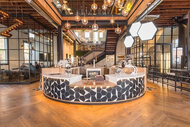 Better Buzz Coffee shop