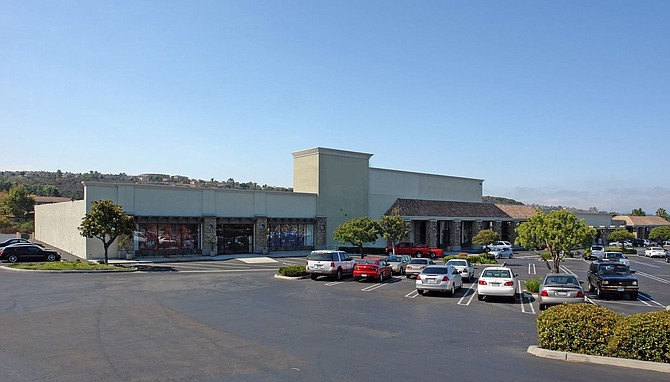 Hobby Lobby College Plaza site