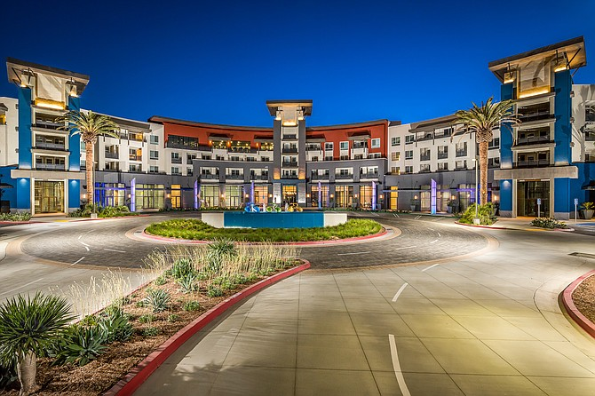 The Metro in Corona.