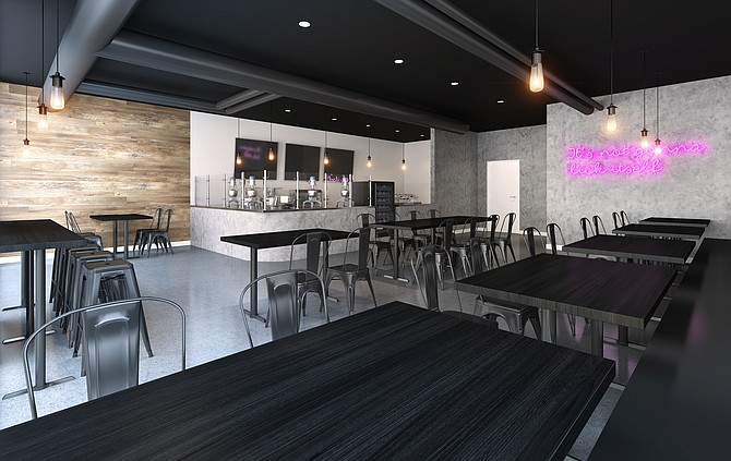 New Kearny Mesa ice cream shop