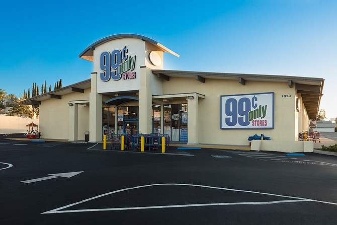 The Shops at Fletcher Hills Center Photo courtesy of SENTRE