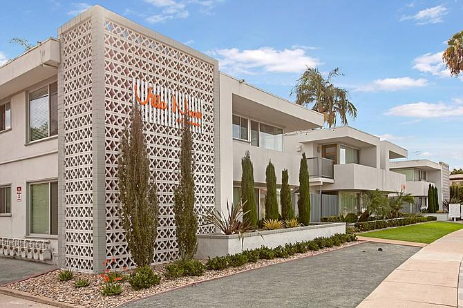 Villa Nova Apartments Sold For 6m San Diego Business