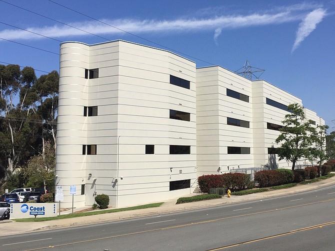 Coast Medical Center Photo courtesy of CBRE