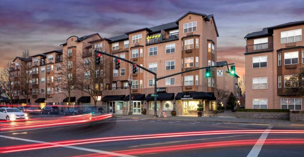 San diego company buys oregon apartment complex san - Apartment complexes san diego ...