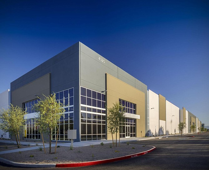 San Diego Firm Sells North Las Vegas Building For 162m San Diego