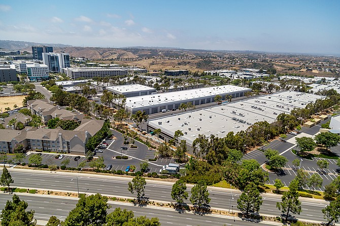 Mira Mesa Distribution Center