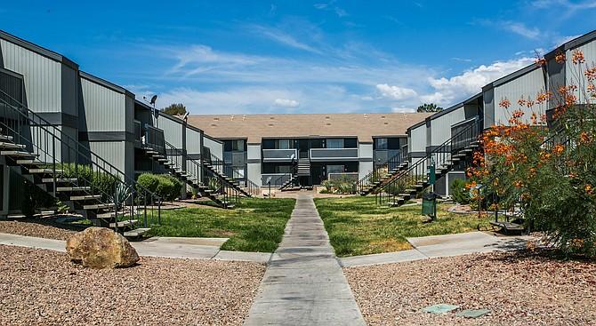 San Diego Firm Buys Las Vegas Apartments San Diego Business Journal