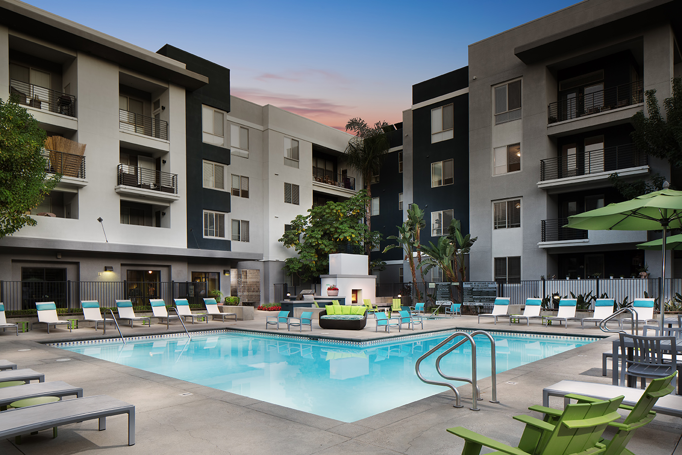 Mg properties acquires apartment complex for 93m san - Apartment complexes san diego ...