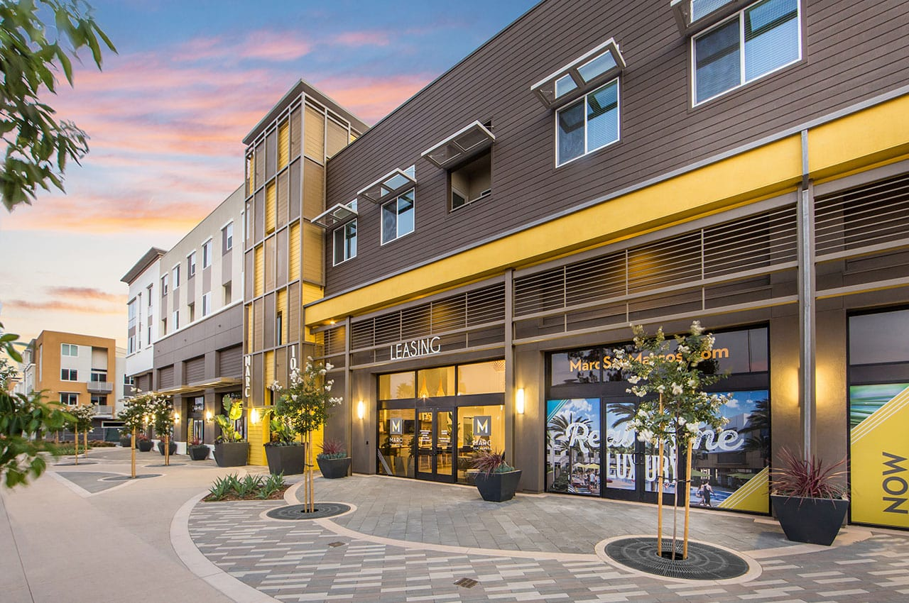 Mg properties acquires san marcos apartment complex san - Apartment complexes san diego ...