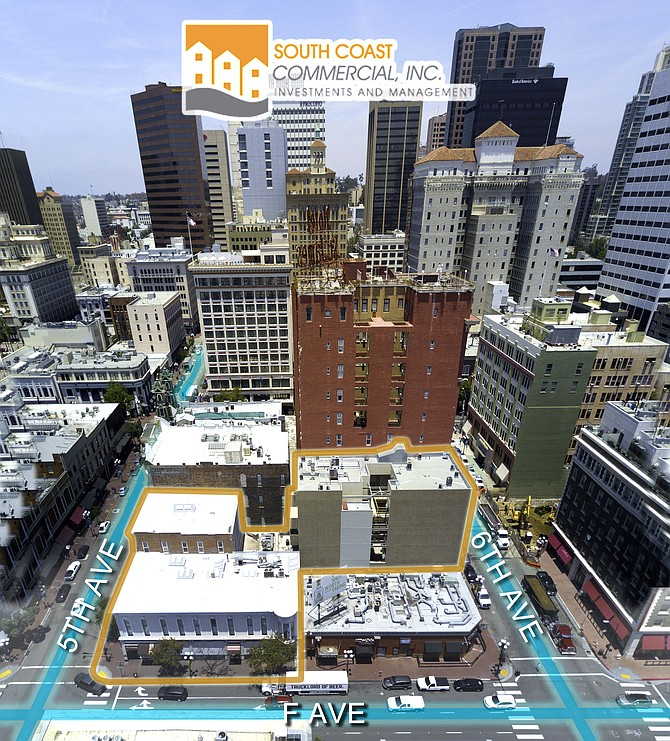Downtown San Diego Project Sold For $13 1M | San Diego