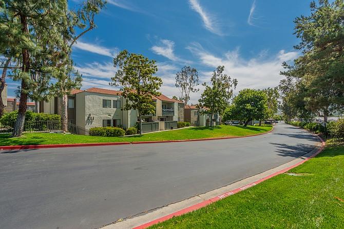 Hidden Hills apartments Photo courtesy of CBRE