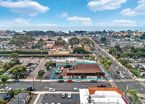 457 Carlsbad Village Drive Photo courtesy of Colliers International