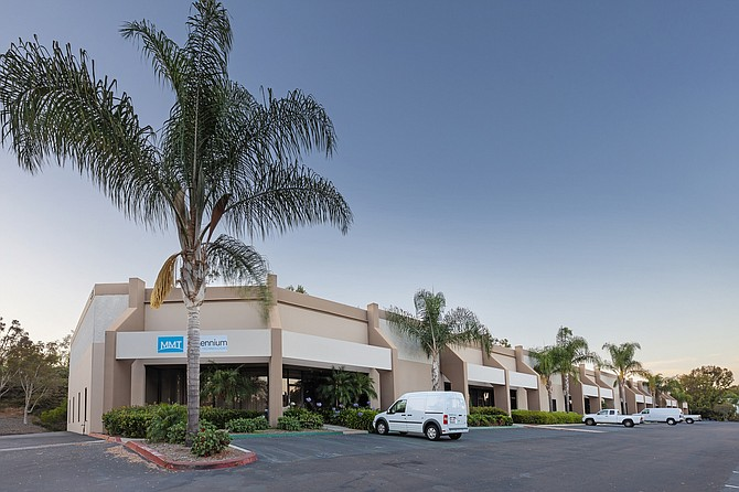 Carlsbad building is among four acquired by BKM Capital