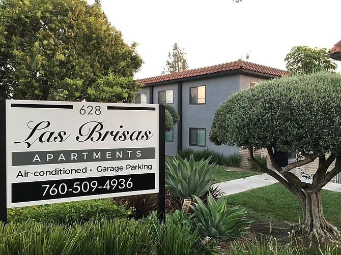 Las Brisas Apartments Photo courtesy of Marcus & Millichap