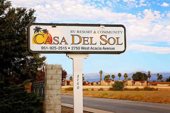 Casa Del Sol RV Resort
