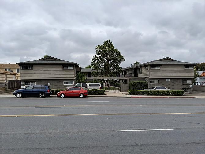 8969 Grossmont Blvd. Photo courtesy of SVN Vanguard Commercial Real Estate Advisors