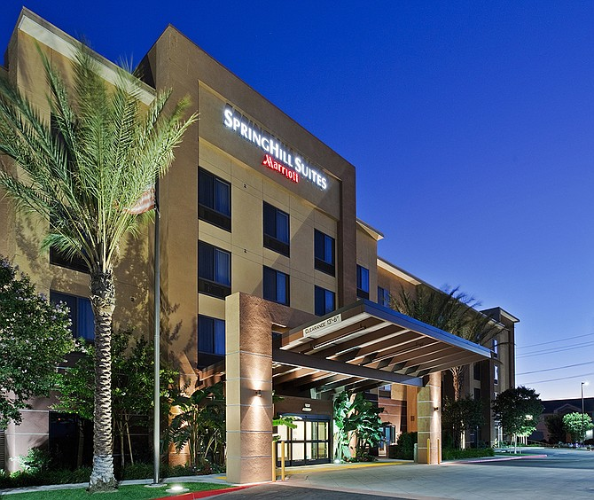 SprngHill Suites by Marriott Corona Riverside Photo courtesy of JLL