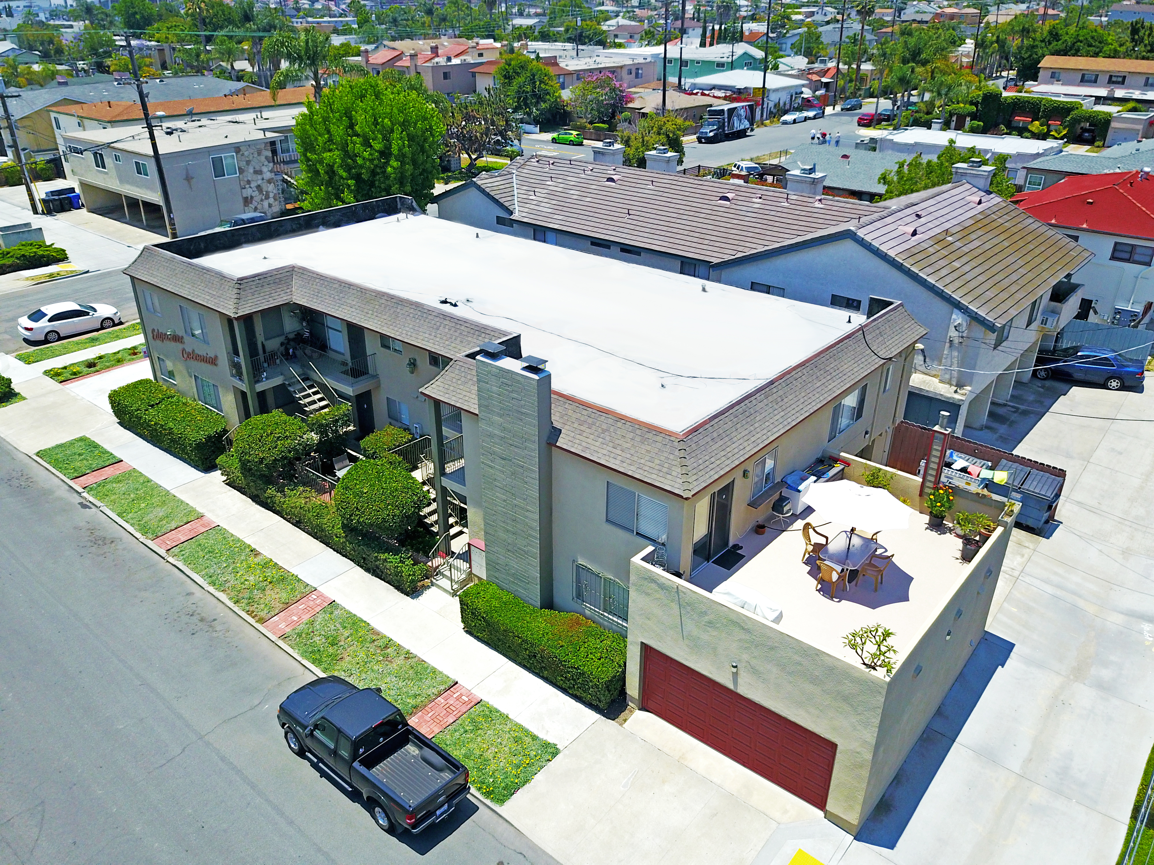 Kensington apartment complex sold for 2 4m san diego - Apartment complexes san diego ...