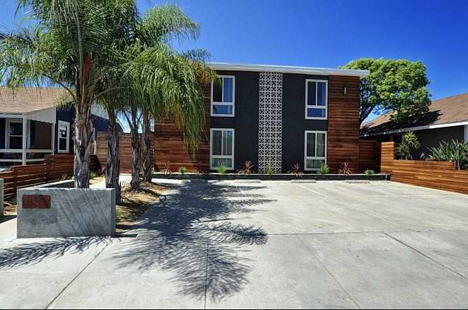 4640 Bancroft St. Photo courtesy of ACRE Investment Real Estate Services
