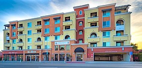 Meridian Place Apartment Homes Photo courtesy of MG Properties Group