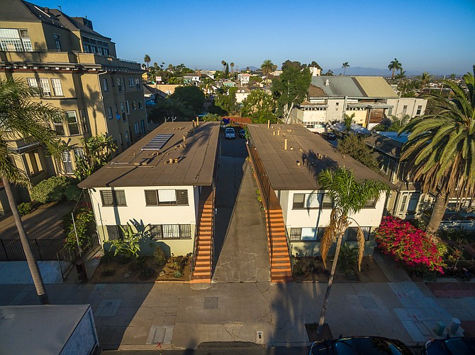 Sherman Heights apartments