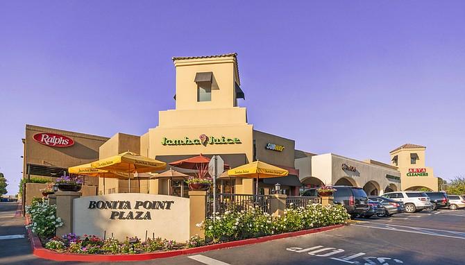 Bonita Point Plaza Photo courtesy of SENTRE