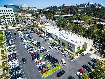Sorrento Plaza Photo courtesy of Institutional Property Advisors