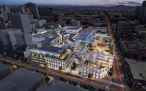 Redeveloped Horton Plaza