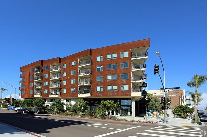 Vida North Park Apartments Photo courtesy of CoStar