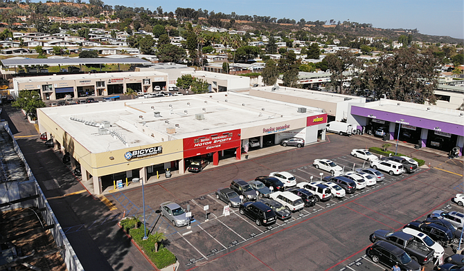 Camino Encinitas Auto Plaza Photo courtesy of Pacific Coast Commercial