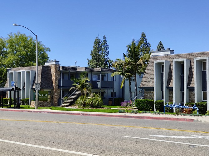 Sage Apartments Photo courtesy of Colliers International