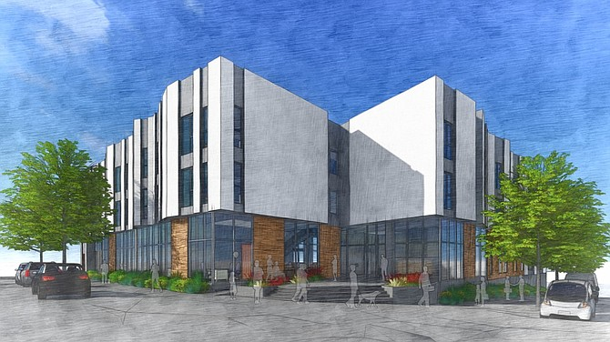 Trinity Place Rendering courtesy of KCM Group