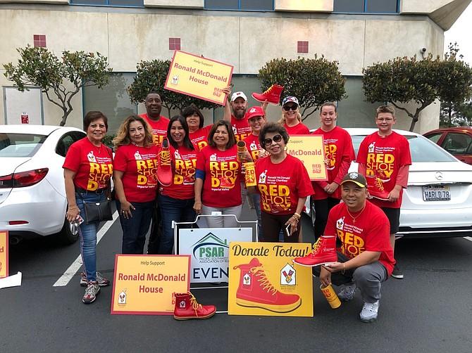 Realtors raise money for Ronald McDonald House