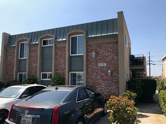 2121 Thomas Ave. Photo courtesy of ACI Apartments