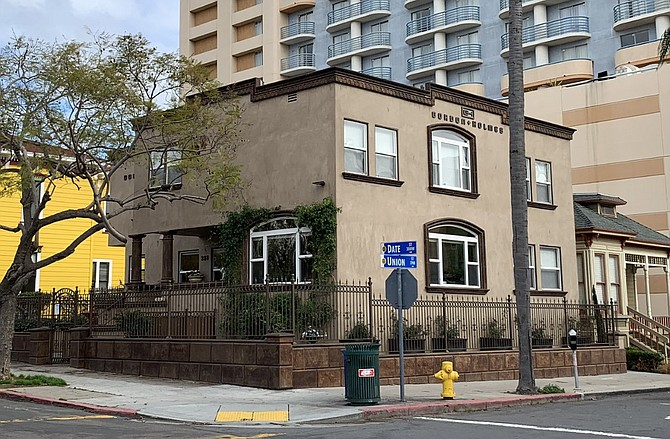 223 West Date St. Photo courtesy of Colliers International