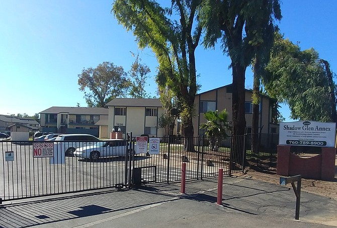1528 Montecito Road Photo courtesy of ACI Apartments