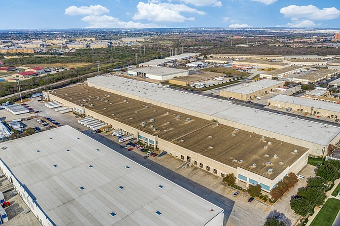 San Antonio industrial park acquired by Westcore Photo courtesy of CBRE