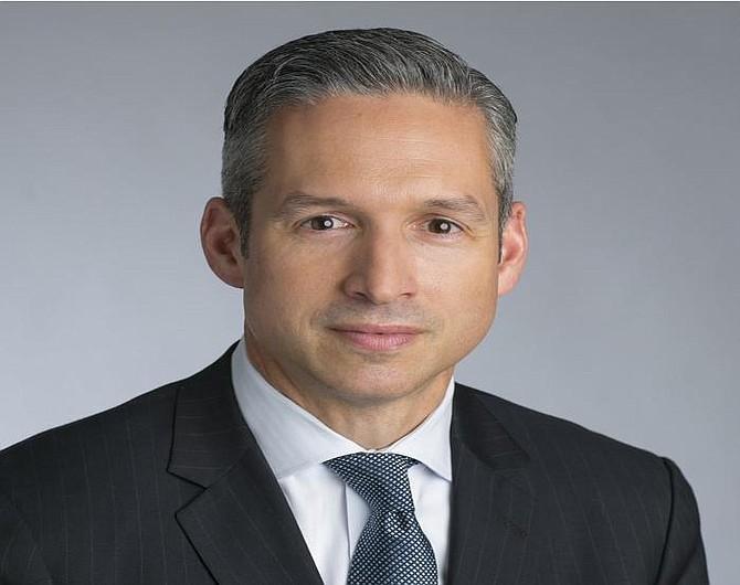 Urovant Sciences CEO Jim Robinson.