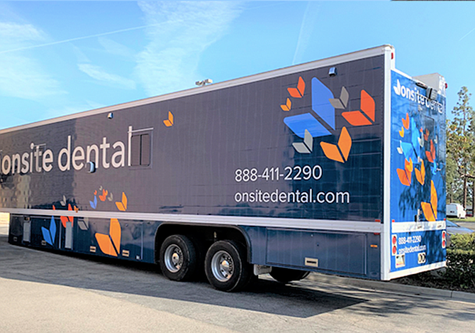 Virtual Dental Care's partner and mobile dental services provider OnSite Dental