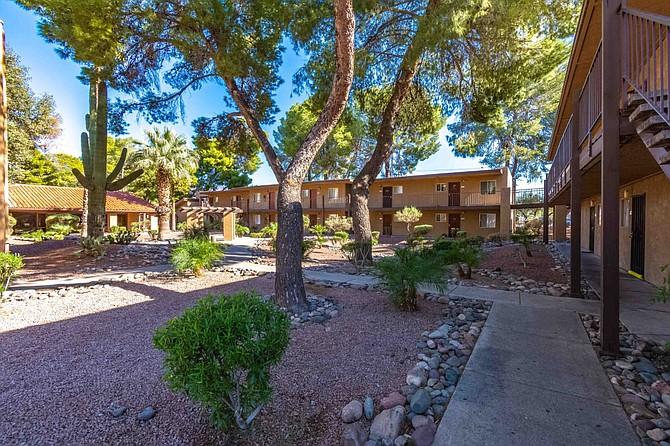Sierra Vista Apartments Photo courtesy of Tower 16 Capital Partners