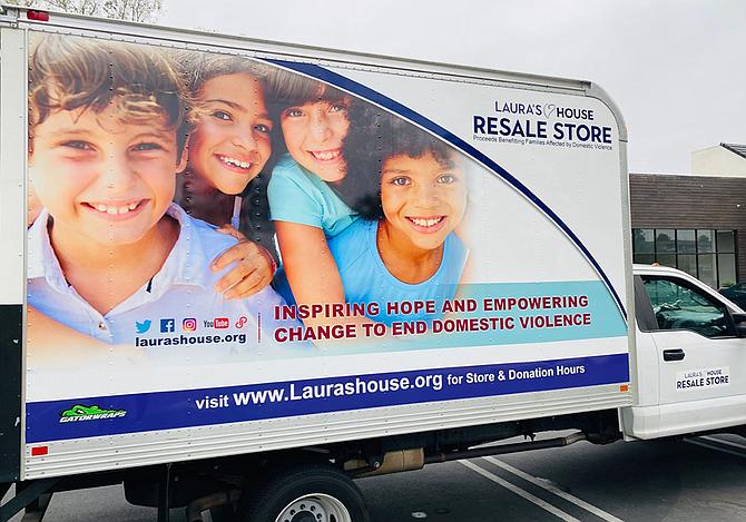Laura's House nonprofit