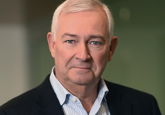 Alain Monié, CEO Ingram Micro